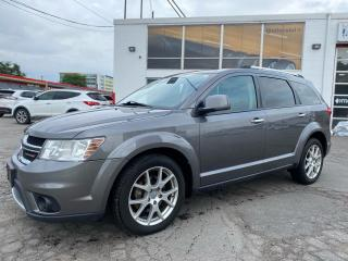 Used 2013 Dodge Journey R/T for sale in North York, ON