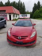 Used 2010 Mazda MAZDA6 GS for sale in Oro Medonte, ON