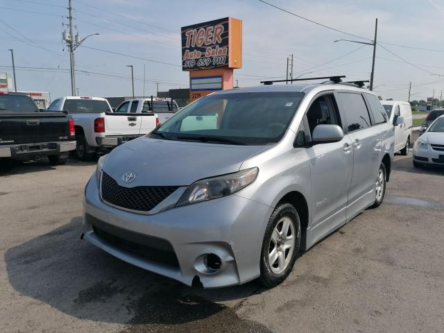 2011 Toyota Sienna SE*WHEEL CHAIR ACCESSIBLE*LIFT*RAMP*CERTIFIED