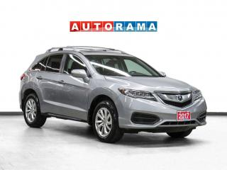 Used 2017 Acura RDX AWD Tech Nav Leather Sunroof Backup Camera for sale in Toronto, ON