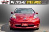 2015 Nissan Leaf SV / HEATED FRONT & REAR SEATS / NAVI / BACKUP CAM Photo34