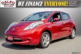 2015 Nissan Leaf SV / HEATED FRONT & REAR SEATS / NAVI / BACKUP CAM Photo35