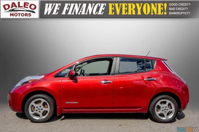 2015 Nissan Leaf SV / HEATED FRONT & REAR SEATS / NAVI / BACKUP CAM Photo5