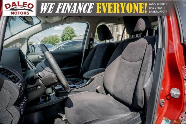2015 Nissan Leaf SV / HEATED FRONT & REAR SEATS / NAVI / BACKUP CAM Photo10