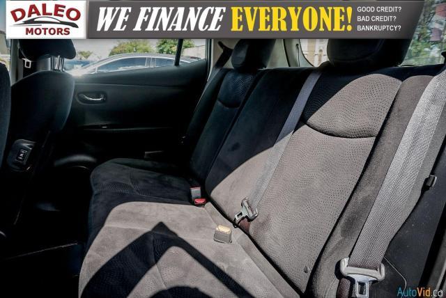 2015 Nissan Leaf SV / HEATED FRONT & REAR SEATS / NAVI / BACKUP CAM Photo11