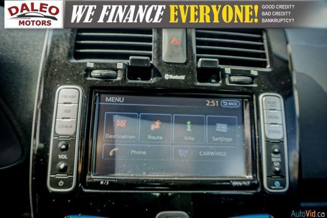 2015 Nissan Leaf SV / HEATED FRONT & REAR SEATS / NAVI / BACKUP CAM Photo22