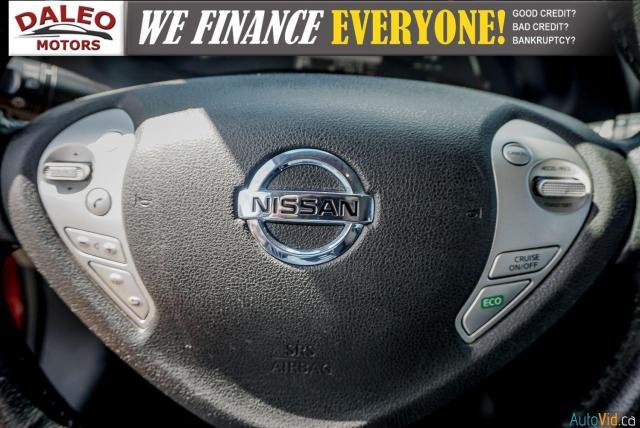 2015 Nissan Leaf SV / HEATED FRONT & REAR SEATS / NAVI / BACKUP CAM Photo26