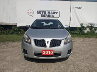 Used 2010 Pontiac Vibe for sale in Barrie, ON