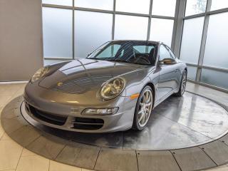 Used 2007 Porsche 911 Carrera S | Manual | Sport Chrono | PASM | BOSE for sale in Edmonton, AB