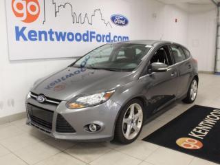 Used 2012 Ford Focus Titanium | Hatchback | NAV | Moonroof | 18