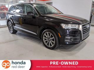 Used 2018 Audi Q7 Technik for sale in Red Deer, AB