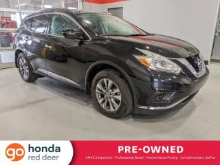 Used 2016 Nissan Murano SV for sale in Red Deer, AB