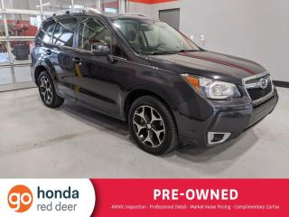 Used 2016 Subaru Forester XT Touring for sale in Red Deer, AB