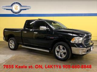Used 2014 RAM 1500 Big Horn, 4X4, Navi, Sunroof, Backup Cam & more for sale in Vaughan, ON