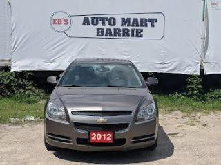 2012 Chevrolet Malibu LT PLATINUM EDITION