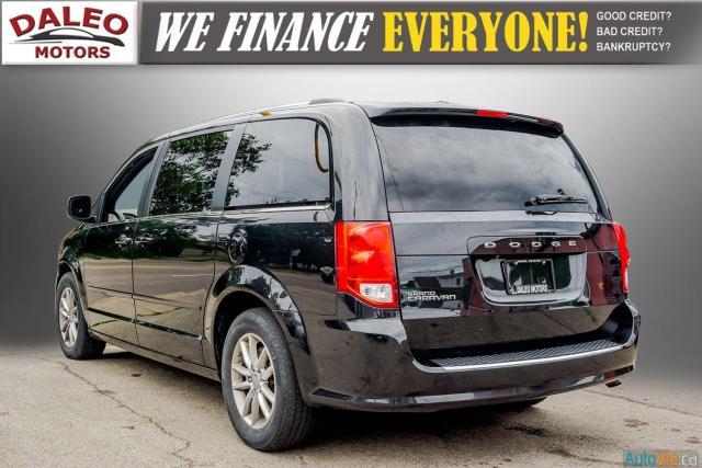 2015 Dodge Grand Caravan SXT Premium Plus / BACK UP CAM /  NAVI / REAR A/C Photo11