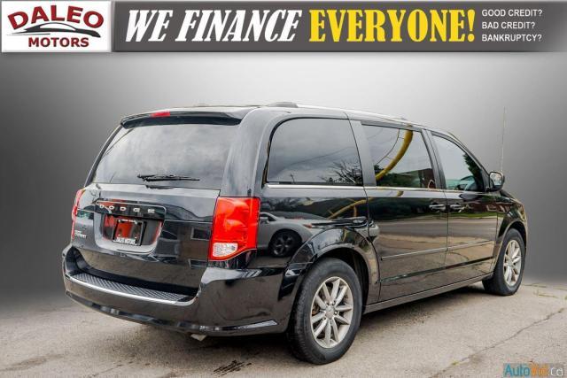2015 Dodge Grand Caravan SXT Premium Plus / BACK UP CAM /  NAVI / REAR A/C Photo13