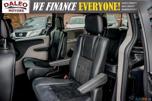 2015 Dodge Grand Caravan SXT Premium Plus / BACK UP CAM /  NAVI / REAR A/C Photo16