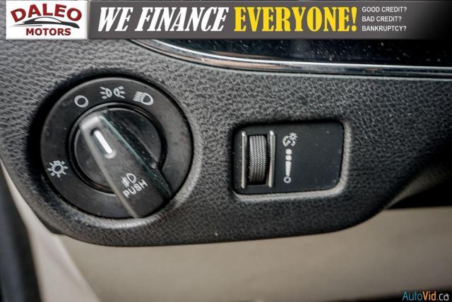 2015 Dodge Grand Caravan SXT Premium Plus / BACK UP CAM /  NAVI / REAR A/C Photo22