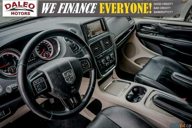 2015 Dodge Grand Caravan SXT Premium Plus / BACK UP CAM /  NAVI / REAR A/C Photo23