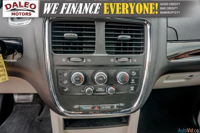 2015 Dodge Grand Caravan SXT Premium Plus / BACK UP CAM /  NAVI / REAR A/C Photo25