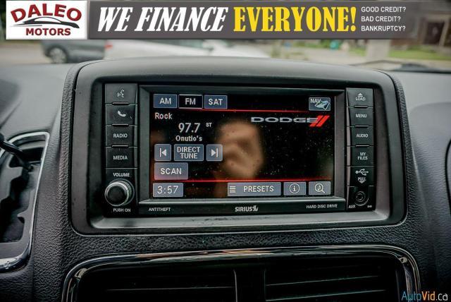 2015 Dodge Grand Caravan SXT Premium Plus / BACK UP CAM /  NAVI / REAR A/C Photo26