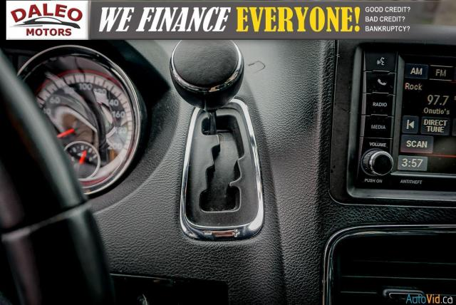 2015 Dodge Grand Caravan SXT Premium Plus / BACK UP CAM /  NAVI / REAR A/C Photo28