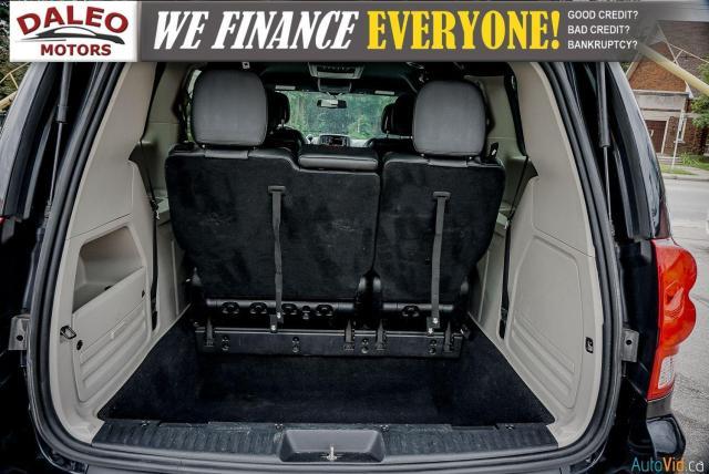 2015 Dodge Grand Caravan SXT Premium Plus / BACK UP CAM /  NAVI / REAR A/C Photo30