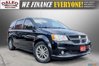 Used 2015 Dodge Grand Caravan SXT Premium Plus / BACK UP CAM /  NAVI / REAR A/C for sale in Hamilton, ON