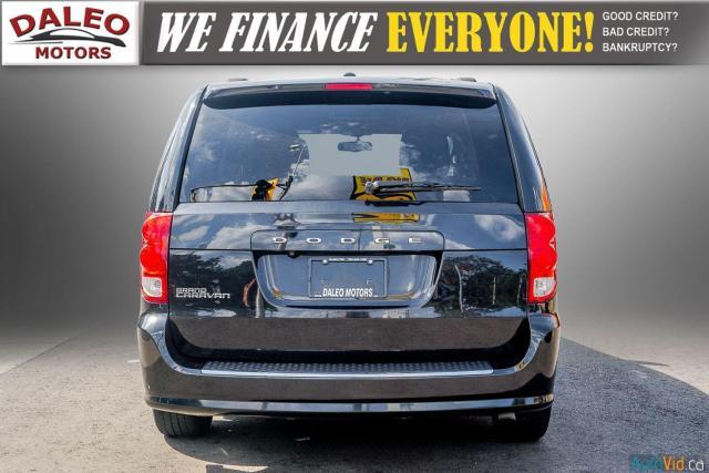 2015 Dodge Grand Caravan SXT Premium Plus / BACK UP CAM /  NAVI / REAR A/C Photo7