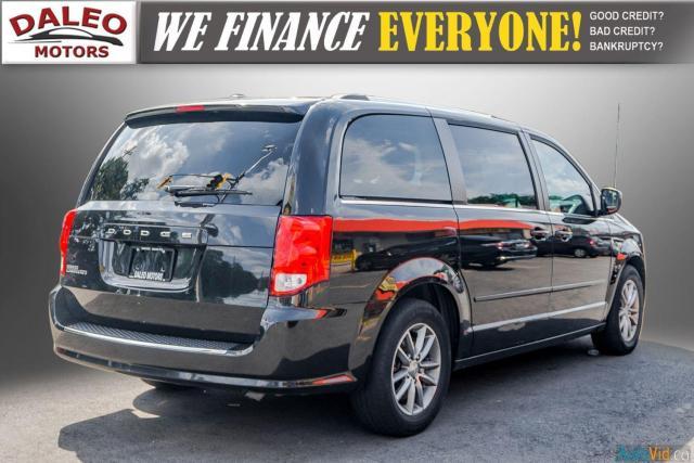 2015 Dodge Grand Caravan SXT Premium Plus / BACK UP CAM /  NAVI / REAR A/C Photo8