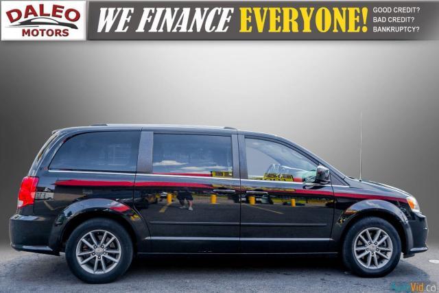 2015 Dodge Grand Caravan SXT Premium Plus / BACK UP CAM /  NAVI / REAR A/C Photo9