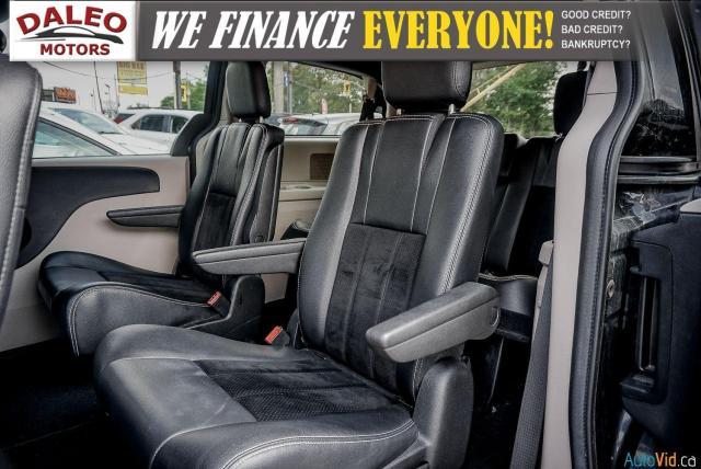 2015 Dodge Grand Caravan SXT Premium Plus / BACK UP CAM /  NAVI / REAR A/C Photo31
