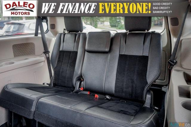 2015 Dodge Grand Caravan SXT Premium Plus / BACK UP CAM /  NAVI / REAR A/C Photo32