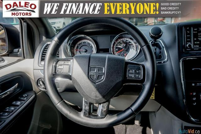 2015 Dodge Grand Caravan SXT Premium Plus / BACK UP CAM /  NAVI / REAR A/C Photo36