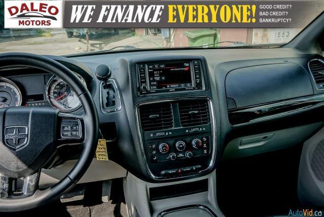 2015 Dodge Grand Caravan SXT Premium Plus / BACK UP CAM /  NAVI / REAR A/C Photo37