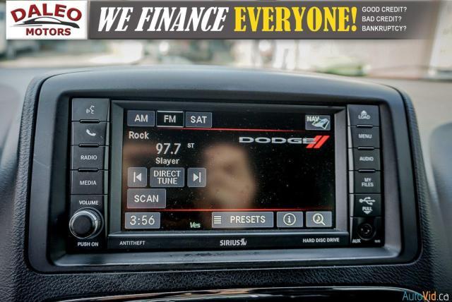 2015 Dodge Grand Caravan SXT Premium Plus / BACK UP CAM /  NAVI / REAR A/C Photo40