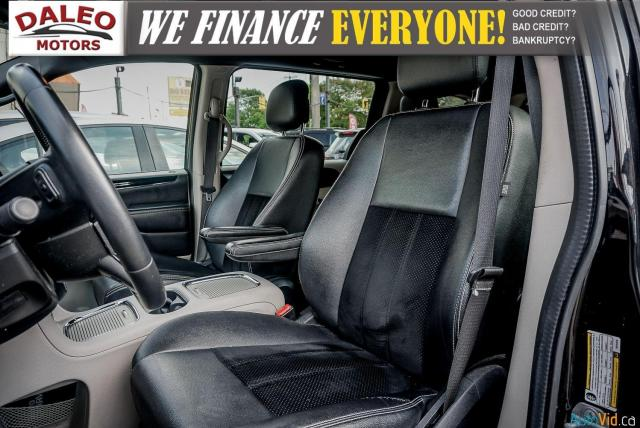 2015 Dodge Grand Caravan SXT Premium Plus / BACK UP CAM /  NAVI / REAR A/C Photo47