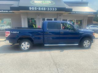 Used 2011 Ford F-150 CREW for sale in Mississauga, ON