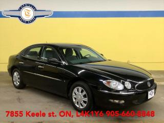 Used 2007 Buick Allure Extra Clean, 2 Years Power-train Warranty for sale in Vaughan, ON