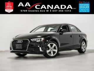 Used 2017 Audi A3 2.0T Komfort for sale in North York, ON
