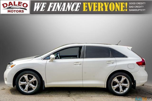 2013 Toyota Venza XLE / AWD / LEATHER / SUNROOF / REAR AC / BACK CAM Photo5