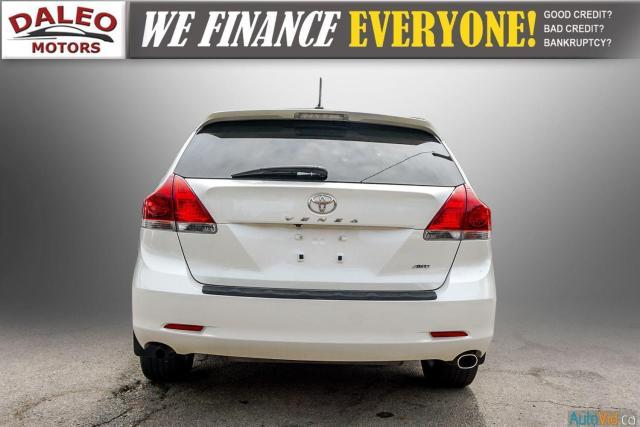 2013 Toyota Venza XLE / AWD / LEATHER / SUNROOF / REAR AC / BACK CAM Photo7