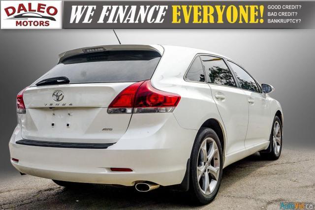 2013 Toyota Venza XLE / AWD / LEATHER / SUNROOF / REAR AC / BACK CAM Photo8