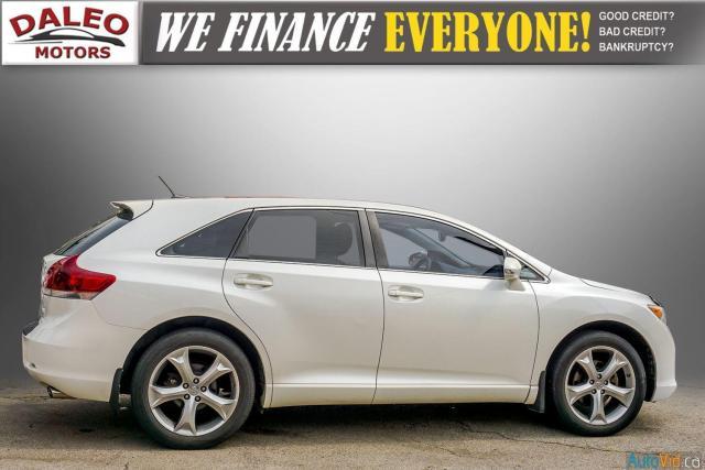 2013 Toyota Venza XLE / AWD / LEATHER / SUNROOF / REAR AC / BACK CAM Photo9