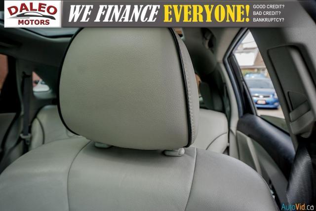 2013 Toyota Venza XLE / AWD / LEATHER / SUNROOF / REAR AC / BACK CAM Photo13
