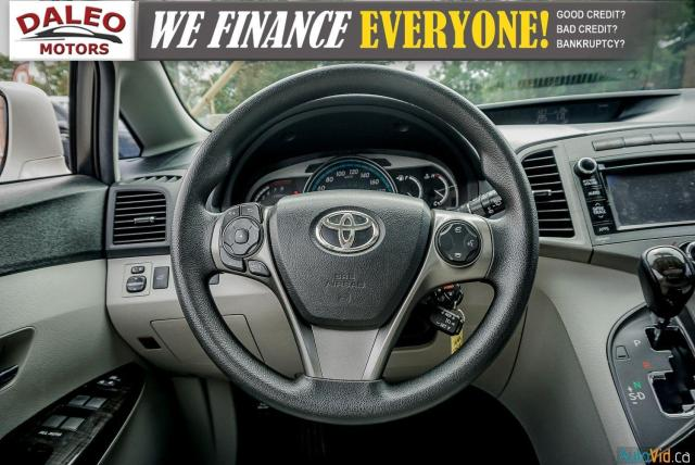 2013 Toyota Venza XLE / AWD / LEATHER / SUNROOF / REAR AC / BACK CAM Photo17