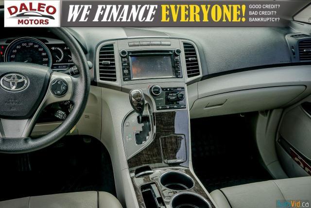 2013 Toyota Venza XLE / AWD / LEATHER / SUNROOF / REAR AC / BACK CAM Photo18