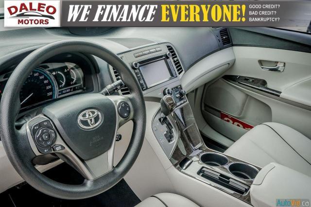 2013 Toyota Venza XLE / AWD / LEATHER / SUNROOF / REAR AC / BACK CAM Photo21