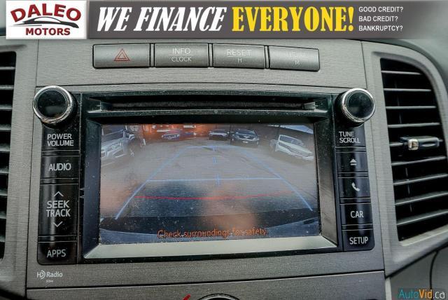 2013 Toyota Venza XLE / AWD / LEATHER / SUNROOF / REAR AC / BACK CAM Photo22